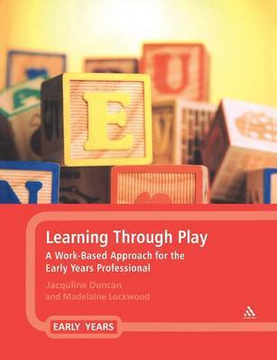Learning Through Play by Jacqueline Duncan image