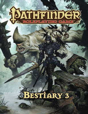 Pathfinder Roleplaying Game Bestiary 3 image