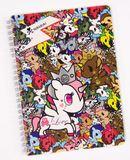 Tokidoki: Unicorno Spiral Notebook