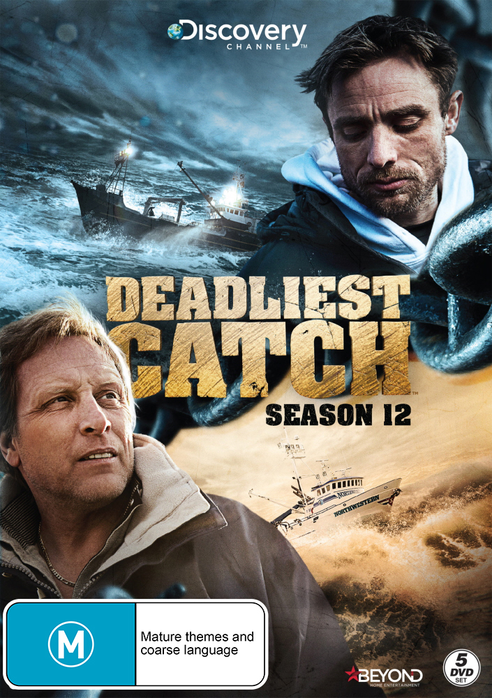 Deadliest Catch: Season 12 on DVD image