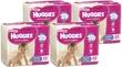 Huggies Ultra Dry Nappies Convenience Shipper: Crawler Girl 6-11kg (88)