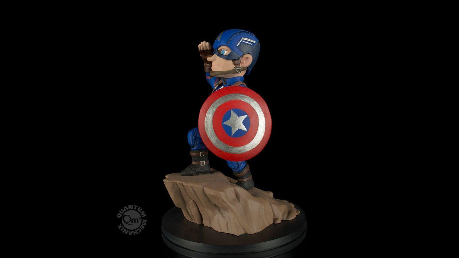Captain America 3 - Captain America Q-Fig Figure image