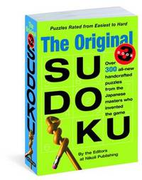 More Original Sudoku by Nikoli Publishing
