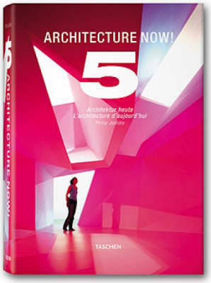 Architecture Now!: v. 5 image