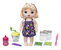 Baby Alive: Sweet Spoonfuls - Baby Doll (Blonde/Girl)