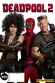 Deadpool 2 on DVD