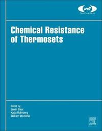 Chemical Resistance of Thermosets