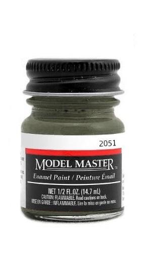Testors: Enamel Paint - Faded Olive Drab (Flat)