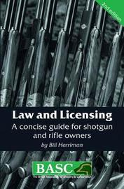 Law and Licensing by Bill Harriman