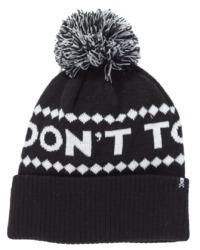 Sourpuss: Sourpuss: Don't Touch Me Hat (Black)
