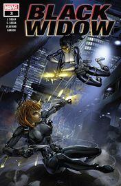 Black Widow - #3 (Cover A) by Jen Soska
