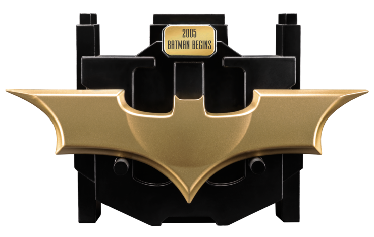 Batman: Batman Begins - Batarang Metal Replica image