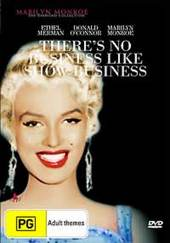 There's No Business Like Show Business on DVD