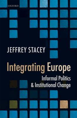 Integrating Europe by Jeffrey Stacey image