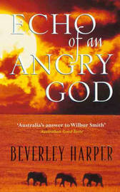 Echo of an Angry God by Beverley Harper image
