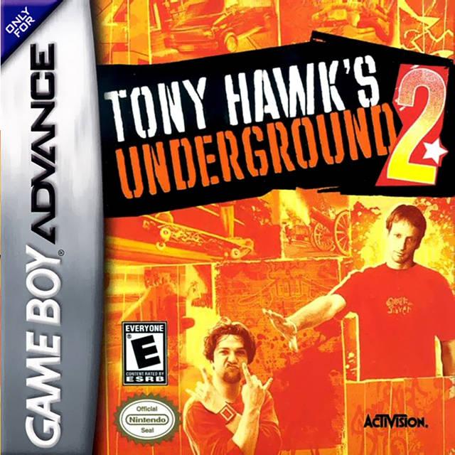 Tony Hawk's Underground 2 for Game Boy Advance image