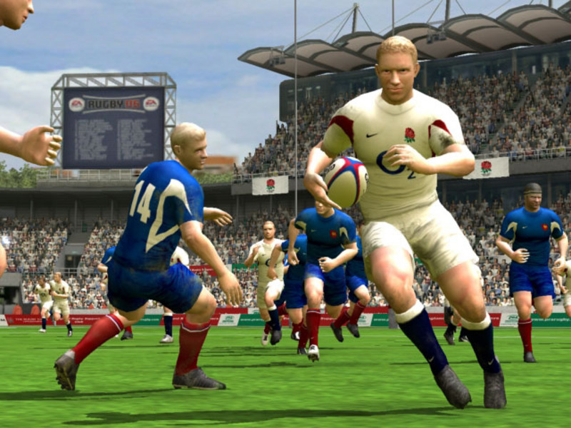 Rugby 06 for PlayStation 2 image