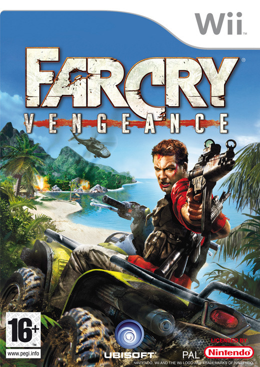 Far Cry for Nintendo Wii