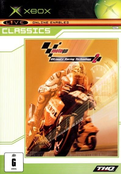 MotoGP Ultimate Racing Technology 2 for Xbox