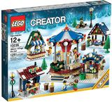 LEGO Creator - Winter Village Market (10235)