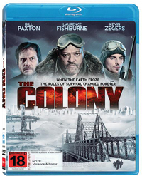 The Colony on Blu-ray