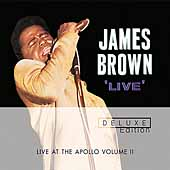 Live At The Apollo Vol. 2: Deluxe Edition by James Brown