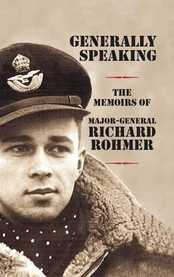 Generally Speaking by Richard Rohmer image