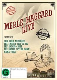 Merle Haggard Live on  by Merle Haggard