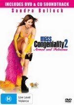 Miss Congeniality 2 and Soundtrack on DVD