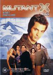 Mutant X 1.3 on DVD