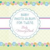 Baby Photo Album for Twins by Speedy Publishing LLC