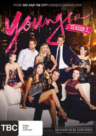 Younger - Season Two DVD