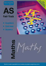AS Fast-Track (A level Maths) by Alan Gardiner image