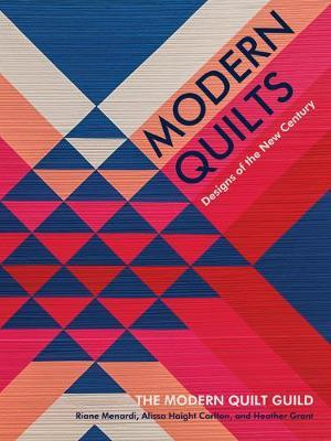 Modern Quilts by The Modern Quilt Guild image