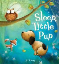 Storytime: Sleep, Little Pup by Jo Parry image