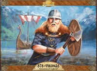 878: Vikings – Invasions of England - Board Game