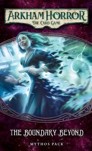Arkham Horror: The Card Game – The Boundary Beyond image