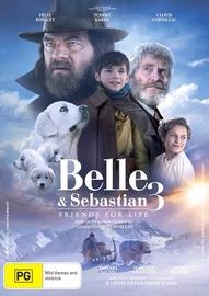 Belle & Sebastian: Friends For Life on DVD