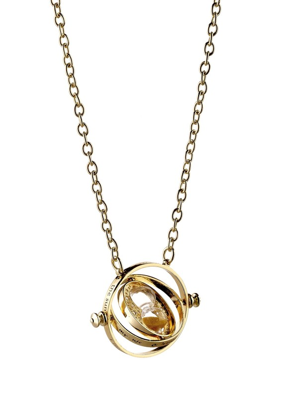Harry Potter: Spinning Time Turner Necklace