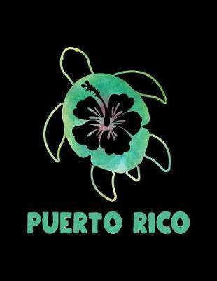 Puerto Rico by Delsee Notebooks