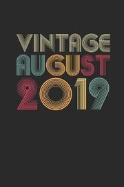 Vintage August 2019 by Vintage Publishing image