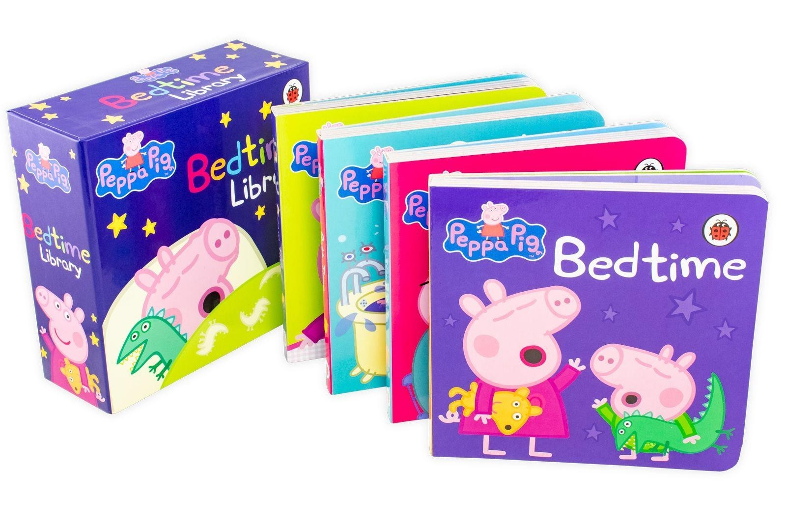 Peppa Pig Bedtime Library image
