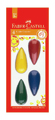 Faber-Castell: Early Learning Crayons GRASP - 4 Pack