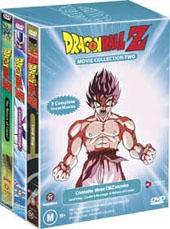 Dragon Ball Z - Movies 4-6 (3 Disc Box Set) on DVD
