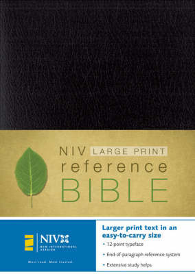 NIV Reference Bible: Personal Size