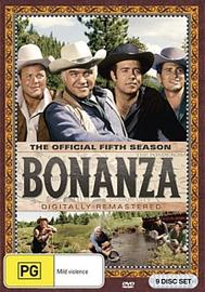 Bonanza - Season Five on DVD