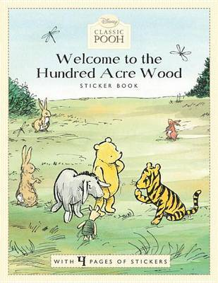 Welcome to the Hundred Acre Wood image