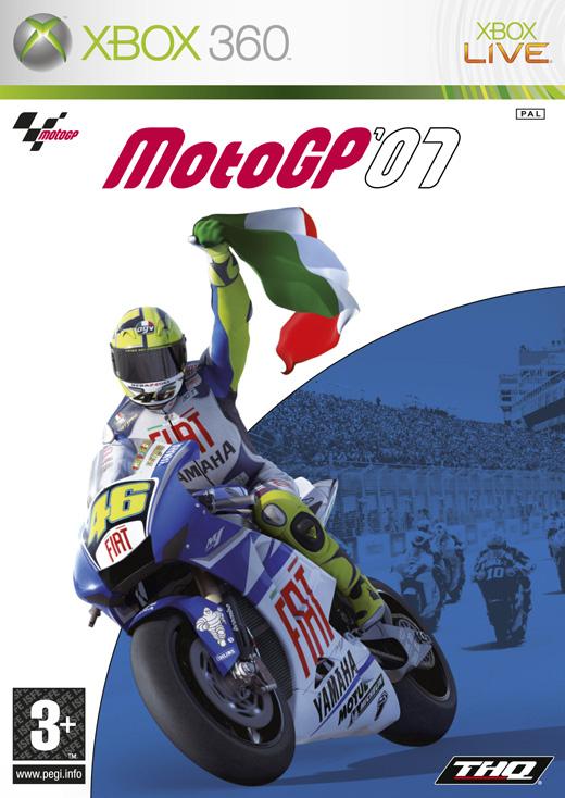 Moto GP '07 for Xbox 360 image