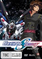 Gundam Seed - Gundam S Destiny: Vol. 6 on DVD