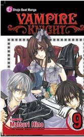 Vampire Knight: v. 9 by Matsuri Hino image